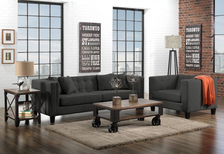 Find Your Leons Living Room Style
