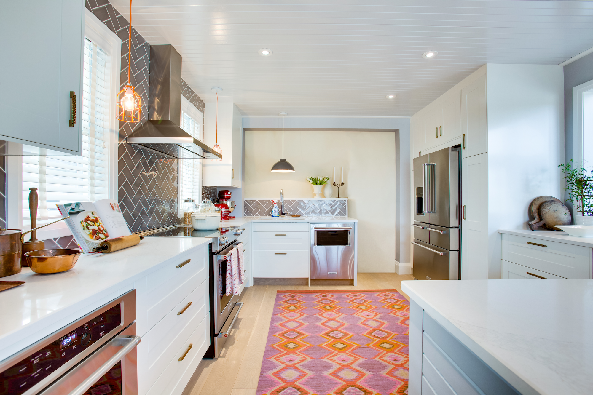 7 7 Tips: Designing a Kitchen by Sarah Richardson | Home To Win Full ...